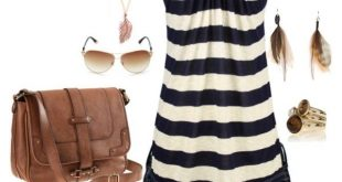 15 Comfortable Summer Outfit Ideas with Flat Shoes
