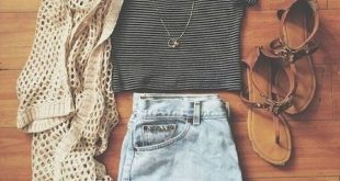 37 Hottest Summer Outfits Combination for Teen Girls 2019