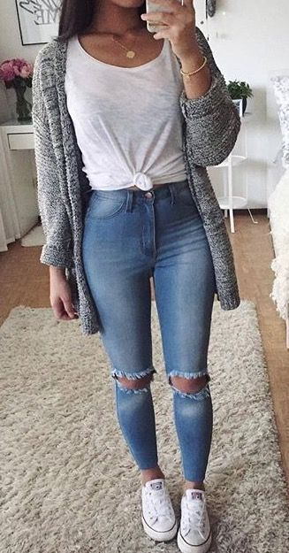108 Best Fall Outfit Ideas to School for Teen Girl , 2019