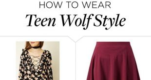 """""""Lydia Inspired Outfit - Teen Wolf"""" by clawsandclothes on Polyvore featuring For..."""