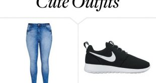 """""""Winter outfit For School """" by isabellmurillo on Polyvore featuring City Chic, N..."""