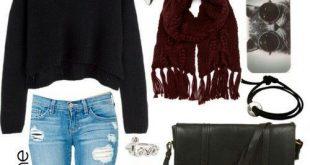 12 Niedliche Outfit-Ideen Für Teen Girls 2017 – Mädchen Outfit Inspiration