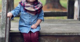 Handmade Toddler Infinity Blanket Scarf