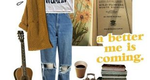 Source : Lou Catero - Grunge Look Book— Witchy Woman- Eagles reference