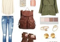 outfits for teenage girls for school - Google Search