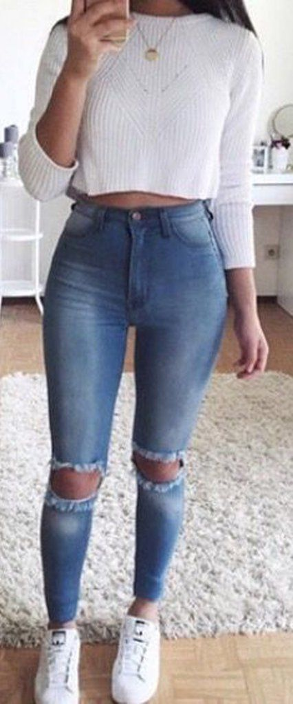 Cute Casual Back to School Outfit Ideas for 2018 , 2019