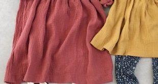 Handmade Soft Double Gauze Baby Dresses | SunnyAfternoon on Etsy