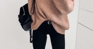 18 cute fall outfits to bring you into the sweater weather mood