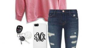 Schuloutfits für Teen Girls Highschool Sommer 7 - www.Mrsbroos.com - Outfits ...