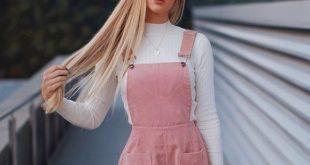 """20 Frühlingsoutfits für die Schule, Teenager werden 2019 lieben - Deine """"G..."""