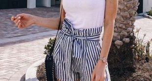 55+ süße Outfits Ideen für den Frühling zum Nachmachen