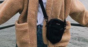 Aurora Popular Oversized Soft Comfy Sherpa Teddy Jacket Pixie Coat