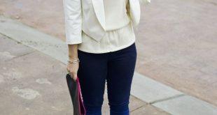 Elegante Outfits mit Jeans