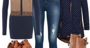 Freizeit Outfits: BlauerAnker bei FrauenOutfits.de
