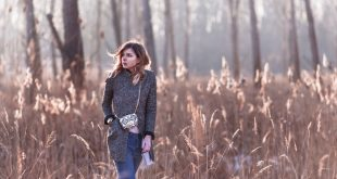 Im Wald Shooting - Outfit
