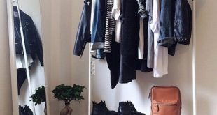 Jede Ecke nutzen, ist das Motto vieler WG-Zimmer! Optimal eignen sich Kleidersta...