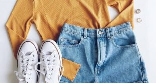 Outfit Pinterest // Carriefiter // 90er Jahre Mode Street Wear Streetstyle
