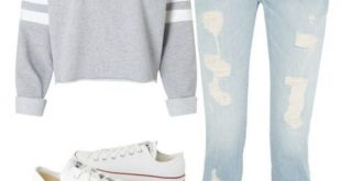 #backtoschooloutfitforgirls #die #doch #für #jeans #mit