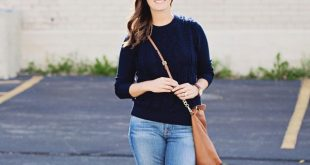 my everyday style: simple fall outfit!